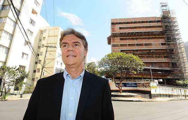 O vice-presidente da área de corretoras de imóveis da CMI/Secovi-MG, Flávio Galizzi, destaca a vantagem tributária - Euler Junior/EM/D.A Press