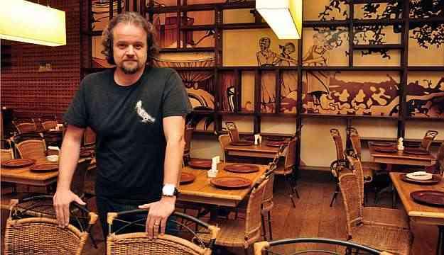 David Guerra diz que beleza de um espaço modifica os humores no cotidiano - Eduardo Almeida/RA Studio