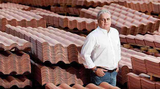 Na avaliação de Eder Ferreira Campos, diretor-executivo da PreconVC, o telhado de PVC é mais leve, durável e de fácil instalação  - Precon/Divulgação