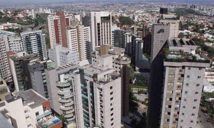 Ao comprar ou alugar um apartamento,  um dos pontos importantes a se observar é o comércio local - Gladyston Rodrigues/EM/D.A Press