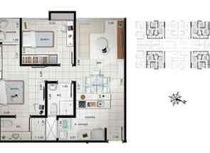 Apartamento, 2 Quartos, 1 Vaga, 1 Suite em Qd 17, Sobradinho, Sobradinho, DF valor de R$ 300.000,00 no Lugar Certo
