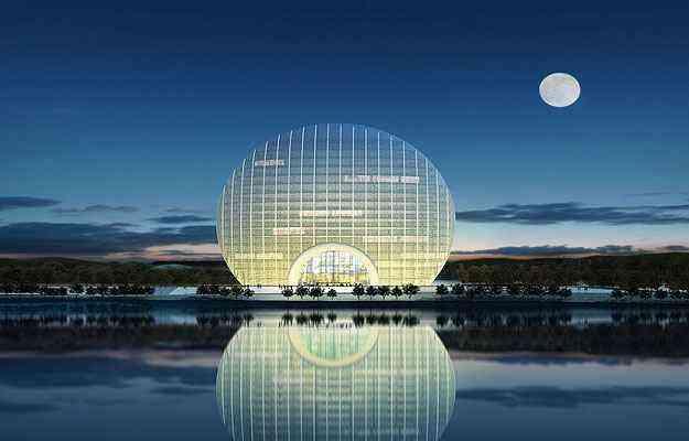 Shanghai Huadu Architect Design/Divulgação