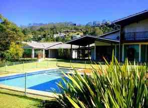 Casa em Condomínio, 4 Quartos, 15 Vagas, 3 Suites em Garças, Estância Serrana, Nova Lima, MG valor de R$ 5.000.000,00 no Lugar Certo