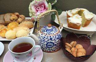 Na foto, opção saborosa do café Divino Bistrô