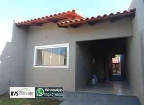 Casa, 3 Quartos, 3 Vagas, 1 Suite em Avenida Odorico Nery, Vila Maria, Aparecida de Goiânia, GO valor de R$ 190.000,00 no Lugar Certo