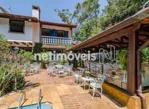 Casa em Condomínio, 5 Quartos, 4 Vagas, 2 Suites em Estância Serrana, Nova Lima, MG valor de R$ 2.900.000,00 no Lugar Certo