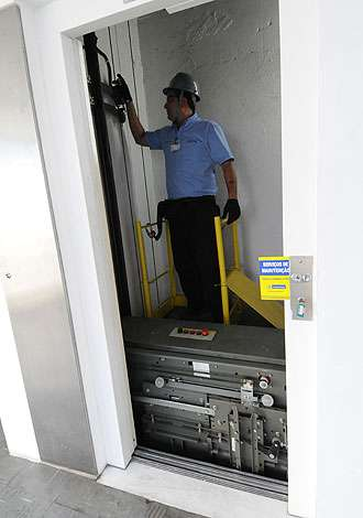 Manutenção regular das máquinas é de extrema importância para garantir a segurança dos usuários - Gladyston Rodrigues/EM/D.A Press