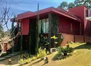 Casa, 4 Quartos, 5 Vagas, 2 Suites em Avenida Picadilly, Alphaville - Lagoa dos Ingleses, Nova Lima, MG valor de R$ 2.300.000,00 no Lugar Certo