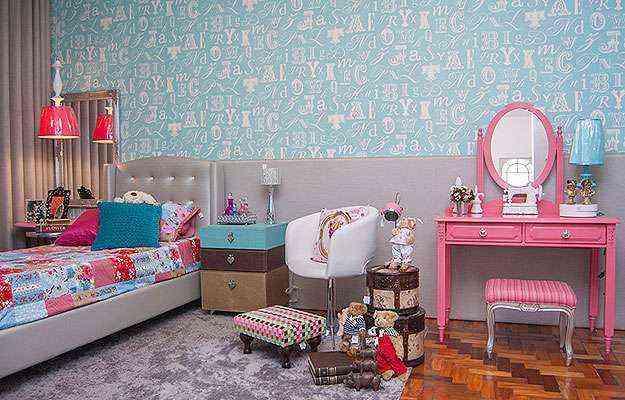 Projetos da Villa Maria, da decoradora Maria Cristina Bahia, para quartos de crianças e adolescentes - Villa Maria/Divulgação