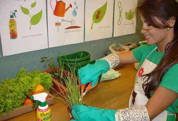 Josiane Oliveira alerta para que consumidor aplique fertilizantes para suprir necessidades das plantas - Divulgação/Biofert