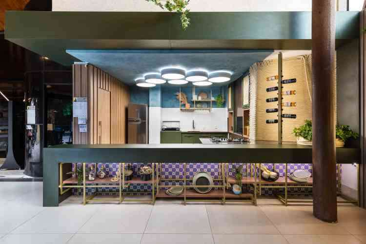 Cozinha Aberta Funcional: Laila Castro  - Ivan Araújo/Divulgação