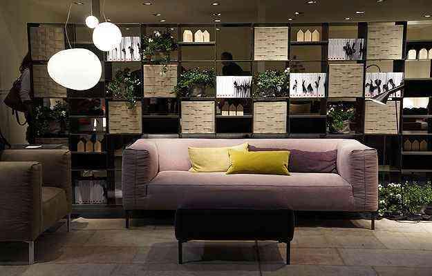 Nos pavilhões não se poupam investimentos para criar ambientes dos sonhos - Paola Campos/Divulgação