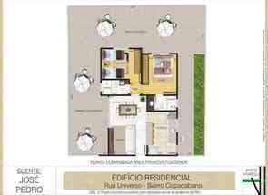 Apartamento, 3 Quartos, 2 Vagas em Parque Copacabana, Belo Horizonte, MG valor de R$ 300.000,00 no Lugar Certo