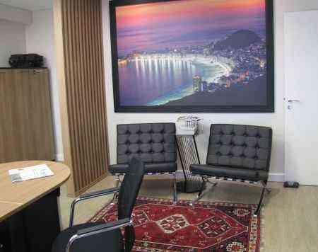 Escolha um mobiliário confortável e que combine com o perfil do seu negócio, descontraído ou clássico  - Hamilton Penna/Divulgação
