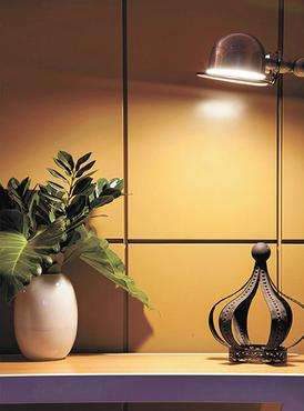 O aço colorido dá o toque moderno sem pesar o ambiente - Ananda Metais/Divulgação