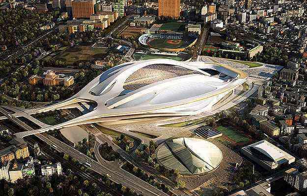 Zaha Hadid Architects/Divulgação