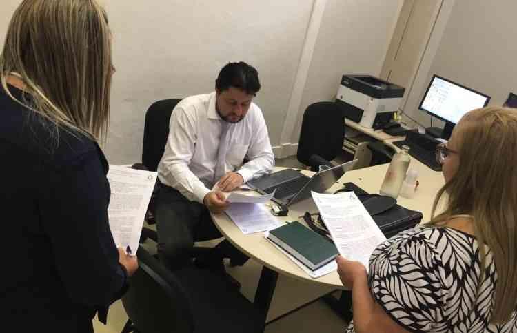 Condições oferecidas pela Cohab favorecem os proprietários com descontos de juros e multas - Flávia Carneiro/TJMG/Divulgação