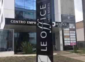 Sala, 1 Vaga em Ca 11 (centro de Atividades), Lago Norte, Brasília/Plano Piloto, DF valor de R$ 198.000,00 no Lugar Certo