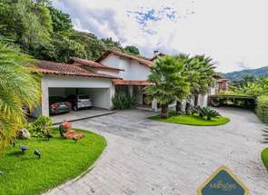 Casa em Condomínio, 5 Quartos, 5 Vagas em Alameda Serra do Rio Preto, Vila Del Rey, Nova Lima, MG valor de R$ 4.500.000,00 no Lugar Certo