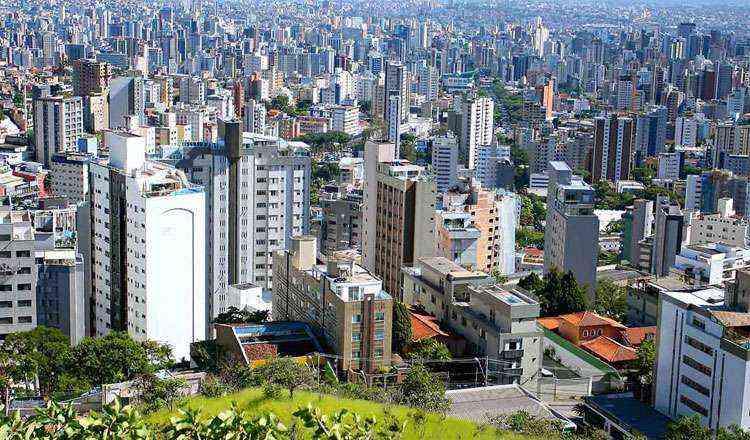 Falta de terrenos disponíveis já tem impacto sobre o preço dos imóveis, sobretudo na Zona Sul. Mudança agravaria o problema - Edésio Ferreira/EM/D.A Press