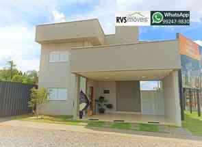 Casa em Condomínio, 3 Quartos, 2 Vagas, 3 Suites em Avenida W 3, Sítios Santa Luzia, Aparecida de Goiânia, GO valor de R$ 539.000,00 no Lugar Certo