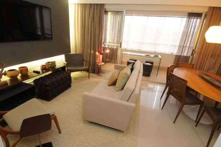 Apartamento organizado aumenta as chances de o cliente se encantar - Marcos Vieira/EM/D.A Press - 1/4/15