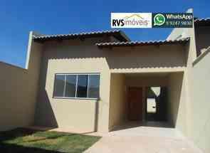Casa, 3 Quartos, 2 Vagas, 1 Suite em Parque Real, Parque Real, Aparecida de Goiânia, GO valor de R$ 270.000,00 no Lugar Certo