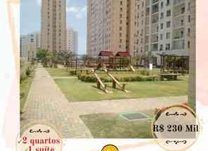 Apartamento, 2 Quartos, 1 Vaga, 1 Suite em Alto do Calhau, São Luís, MA valor de R$ 230.000,00 no Lugar Certo