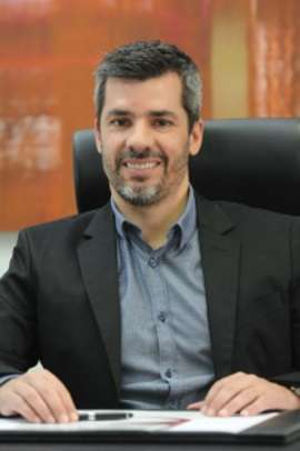 Juliano de Noronha Graça, presidente da Coopercon-MG - Arquivo Pessoal