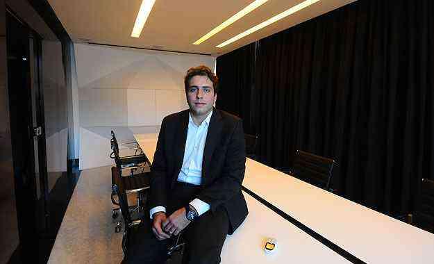 Pedro Damásio, diretor da Talent, lembra que o diferencial é importante neste momento em que o mercado está tão competitivo - Euler Júnior/EM/D.A Press