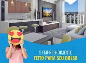 Apartamento, 2 Quartos, 1 Vaga, 1 Suite em Rua Hollywood, Jardim Novo Mundo, Goiânia, GO valor de R$ 190.000,00 no Lugar Certo
