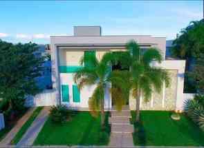 Casa em Condomínio, 4 Quartos, 3 Vagas, 4 Suites em R. Amaralina - Res. Alphaville Flamboyant, Alphaville Flamboyant, Goiânia, GO valor de R$ 2.400.000,00 no Lugar Certo