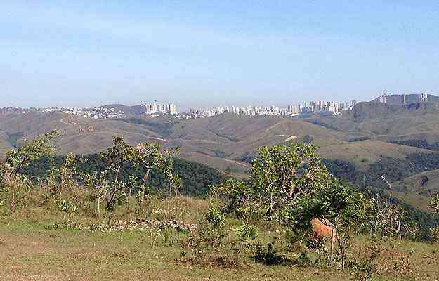 Vista privilegiada para Belo Horizonte estimula grandes empreendimentos - Divulgação/Neo Urbanismo