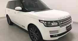 Carros Land Rover Range Rover Usados
