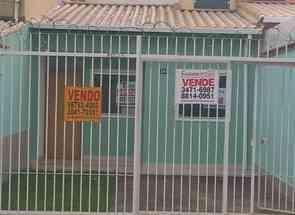 Casa, 2 Quartos, 1 Vaga em Vitória, Belo Horizonte, MG valor de R$ 250.000,00 no Lugar Certo