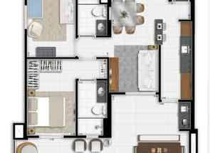 Apartamento, 2 Quartos, 1 Vaga, 1 Suite em Quadra Csg 3, Taguatinga Sul, Taguatinga, DF valor de R$ 423.000,00 no Lugar Certo