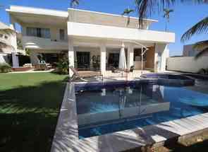 Casa em Condomínio, 5 Quartos, 4 Vagas, 5 Suites em Alphaville Residencial, Goiânia, GO valor de R$ 4.600.000,00 no Lugar Certo