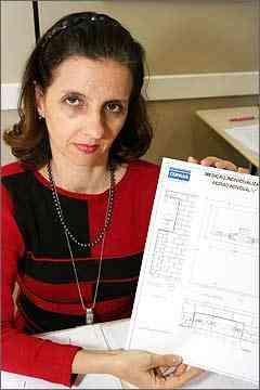 Beatriz Botelho, da Copasa, diz que adesão precisa de todos os condôminos - Gladyston Rodrigues/AOCUBO FILMES