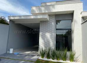 Casa, 3 Quartos, 2 Vagas, 1 Suite em Jardim Mariliza, Goiânia, GO valor de R$ 395.000,00 no Lugar Certo
