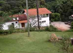 Sítio, 3 Quartos, 10 Vagas em Estrada Melo Franco, Aranha, Brumadinho, MG valor de R$ 1.300.000,00 no Lugar Certo