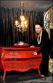 A arquiteta Luciana Savassi explica que a mobília deve ser umas das estrelas da ambientação dentro de casa -