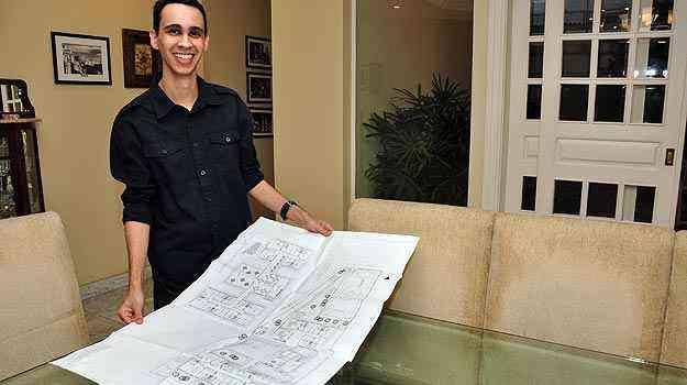 O arquiteto e urbanista Rafael Lima diz que os projetos ideais devem buscar um melhor estilo de vida para os moradores - Eduardo Almeida/RA Studio