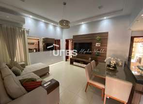 Casa em Condomínio, 3 Quartos, 2 Vagas, 1 Suite em Sítios Santa Luzia, Aparecida de Goiânia, GO valor de R$ 380.000,00 no Lugar Certo