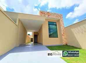Casa, 3 Quartos, 2 Vagas, 1 Suite em Rua Camassari, Jardim Helvécia, Aparecida de Goiânia, GO valor de R$ 320.000,00 no Lugar Certo