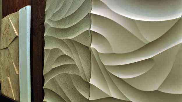 Misturar texturas e cores nas paredes cria composições modernas e cheias de estilo - Eduardo de Almeida/RA studio