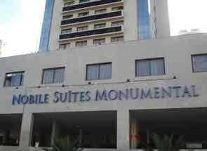 Apartamento, 1 Quarto, 1 Vaga para alugar em Shn Quadra 4, Asa Norte, Brasília/Plano Piloto, DF valor de R$ 2.400,00 no Lugar Certo