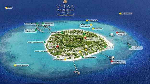 Velaa Private Island/Divulgação