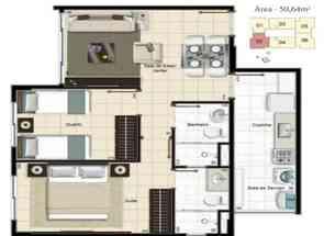 Apartamento, 2 Quartos, 1 Vaga, 1 Suite em Qs 316 Conjunto 06, Samambaia Sul, Samambaia, DF valor de R$ 198.000,00 no Lugar Certo