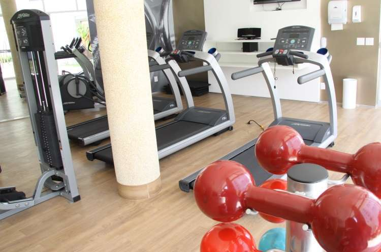 Academia de ginástica nos condomínios é considerado fator de atração na venda de imóveis, mas é preciso ficar atento à segurança dos usuários - Eduardo Almeida/RA Studio