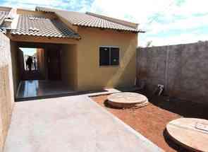 Casa, 2 Quartos, 2 Vagas, 1 Suite em Guadalupe, Parque Los Angeles, Goianira, GO valor de R$ 135.000,00 no Lugar Certo